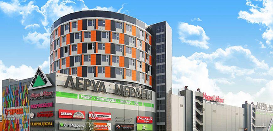 Так выглядит Жилой комплекс Город на Рязанке - #1044340390