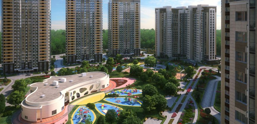 Так выглядит Жилой комплекс Город-парк Переделкино Ближнее - #1892361728