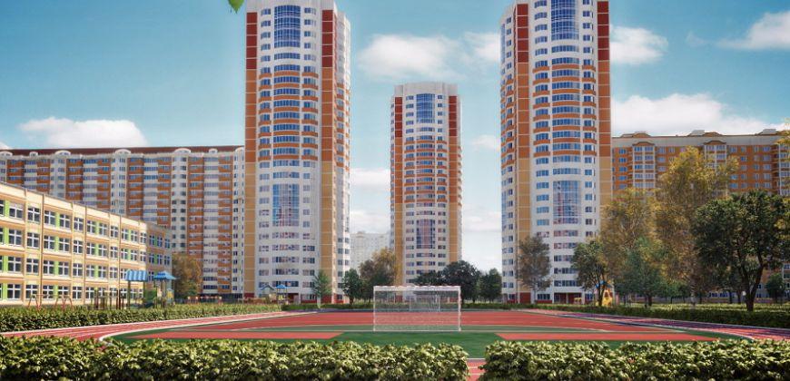 Так выглядит Жилой комплекс Город-парк Первый Московский - #138655832
