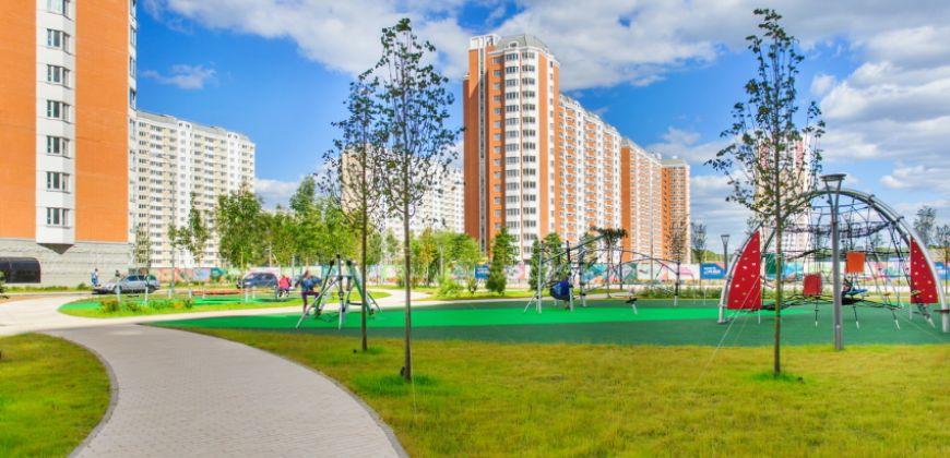 Так выглядит Жилой комплекс Город-парк Первый Московский - #567885005
