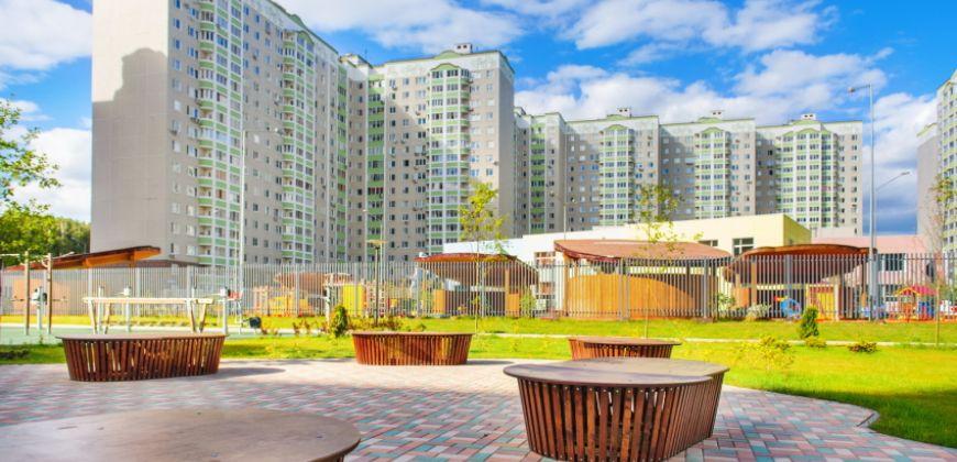Так выглядит Жилой комплекс Город-парк Первый Московский - #255456127