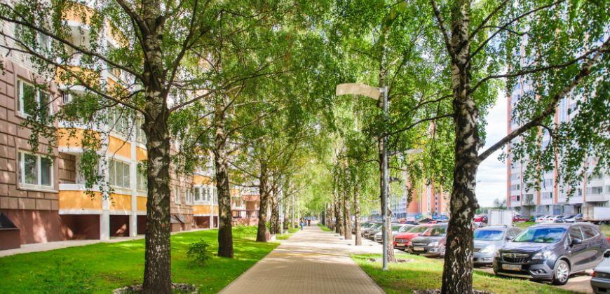 Так выглядит Жилой комплекс Город-парк Первый Московский - #867382269