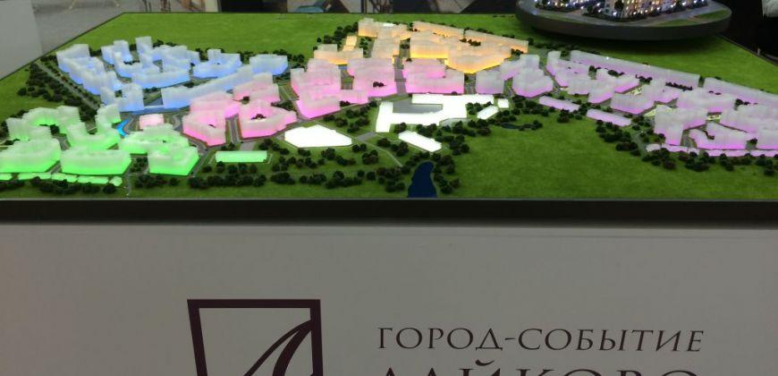 Так выглядит Жилой комплекс Город-событие Лайково - #112111695