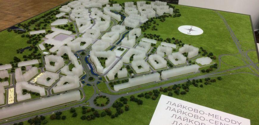Так выглядит Жилой комплекс Город-событие Лайково - #1381426876