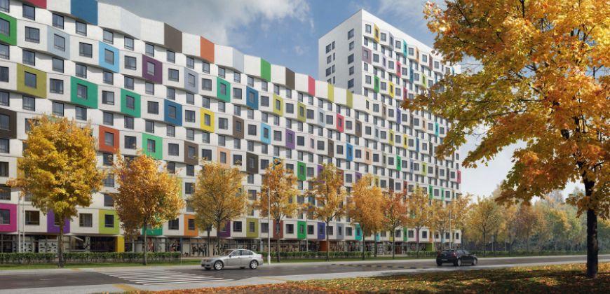 Так выглядит Жилой комплекс Green Park (Грин Парк) - #1311367798