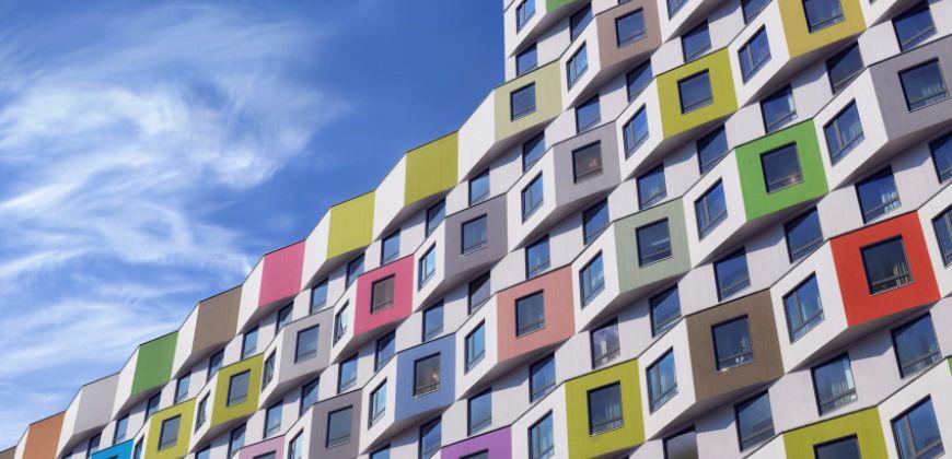 Так выглядит Жилой комплекс Green Park (Грин Парк) - #1845579160