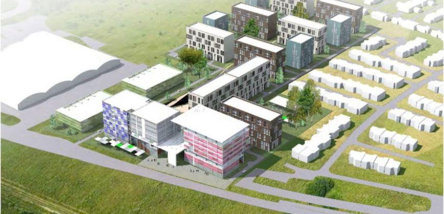 Так выглядит Жилой комплекс Грин Таун - #784404061