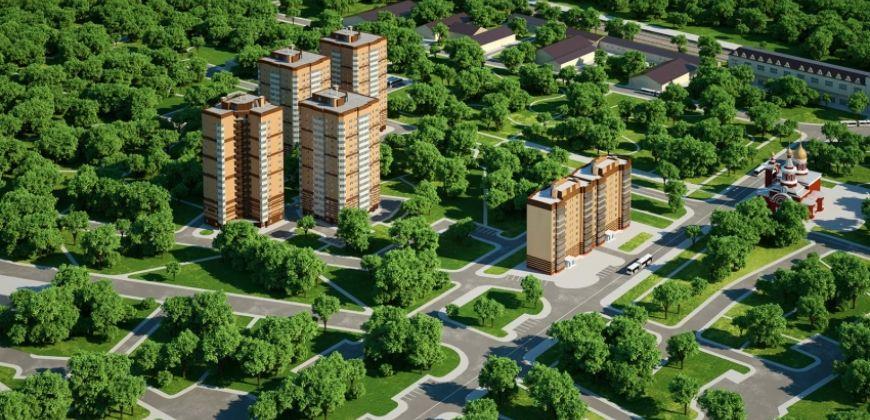 Так выглядит Жилой комплекс Гвардейский - #1555887910