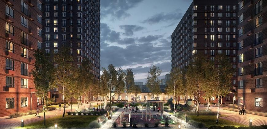 Так выглядит Жилой комплекс Holland park - #346373885
