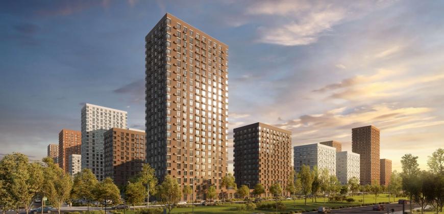 Так выглядит Жилой комплекс Holland park - #1352833739