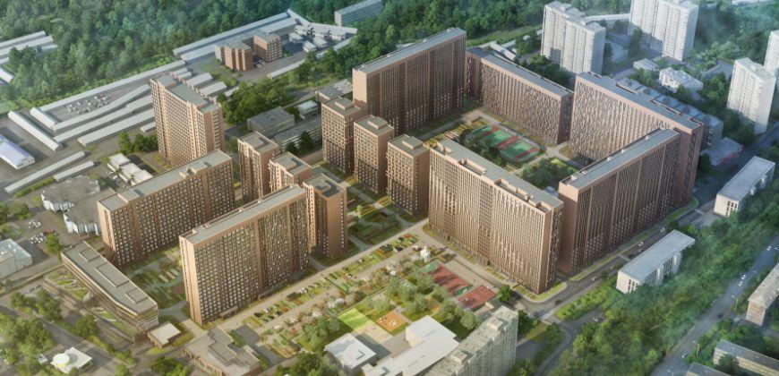 Так выглядит Жилой комплекс Хорошевский - #1791600442