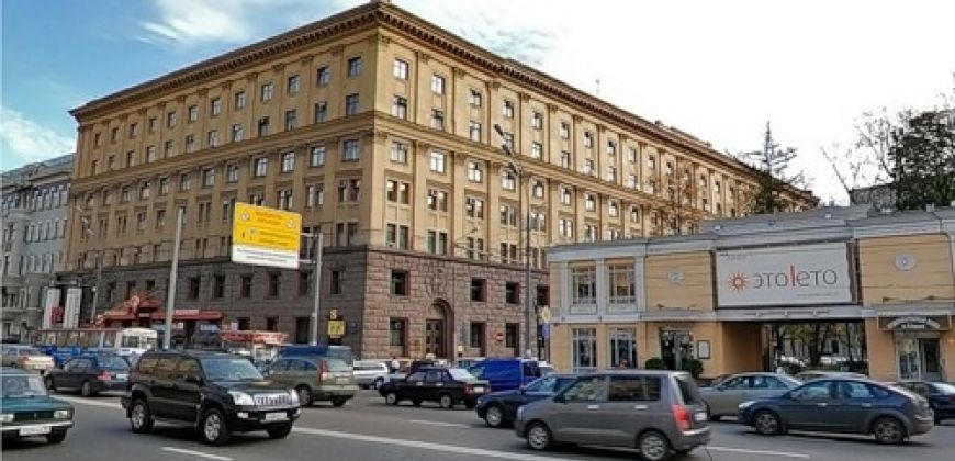 Так выглядит  The House on Sadovaya (Дом на Большой Садовой) - #587964966
