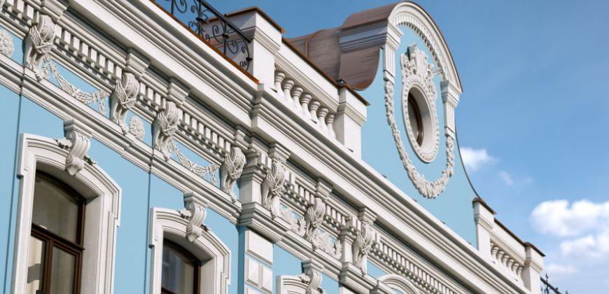 Так выглядит Клубный дом il Ricco (Иль Рикко) - #1923074630