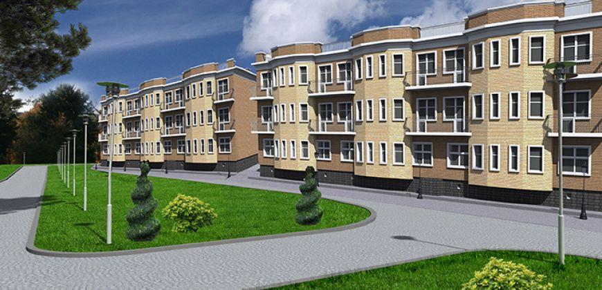 Так выглядит Жилой комплекс Ильинская Слобода - #2090434441