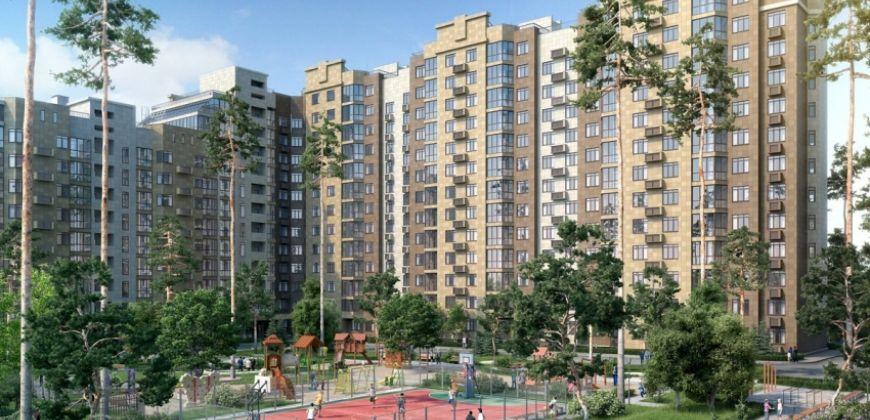 Так выглядит Жилой комплекс Ильинский парк - #1328105988
