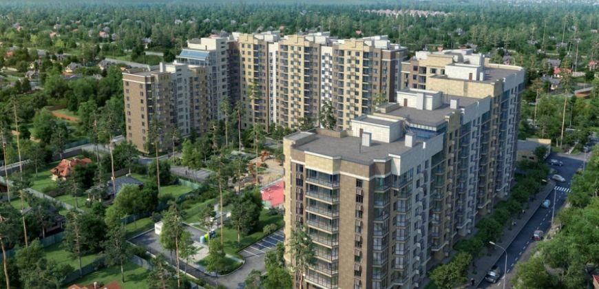 Так выглядит Жилой комплекс Ильинский парк - #1250079364