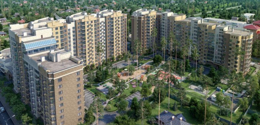 Так выглядит Жилой комплекс Ильинский парк - #1044583535