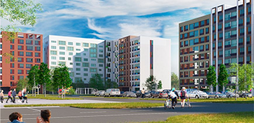 Так выглядит Жилой комплекс Ильинское-Усово - #1656700977
