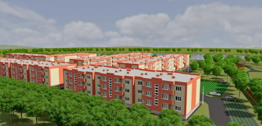 Так выглядит Жилой комплекс Ивановские пруды - #1404321930