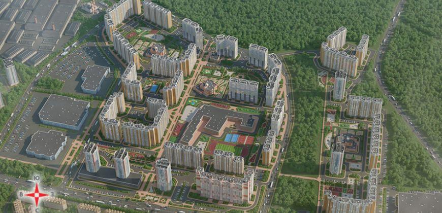 Так выглядит Жилой комплекс Катюшки - #1373732216