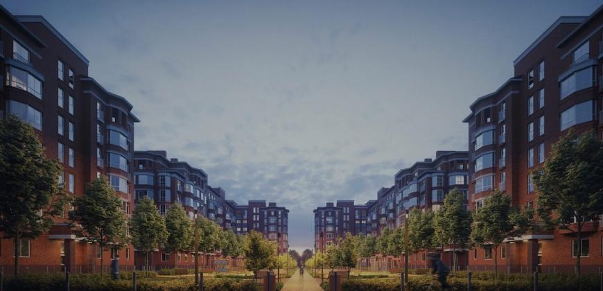 Так выглядит Жилой комплекс Клюквенный - #1909159091