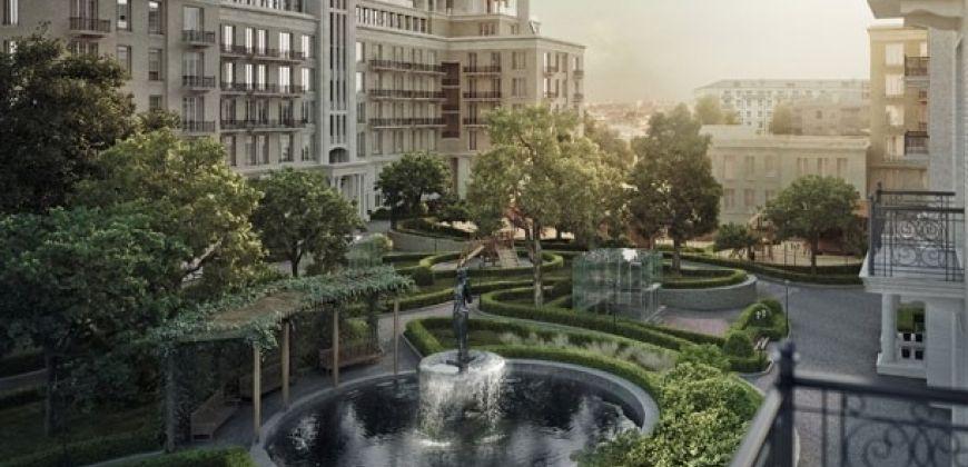 Так выглядит Жилой комплекс Knightsbridge Private Park (Найтсбридж Приват Парк) - #1613292999