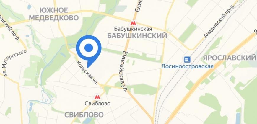 Так выглядит Жилой комплекс Кольская, вл. 8 - #1683708011