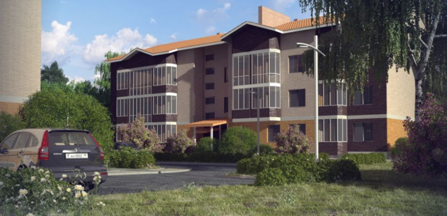 Так выглядит Жилой комплекс Кореневский Форт 2 - #815307450