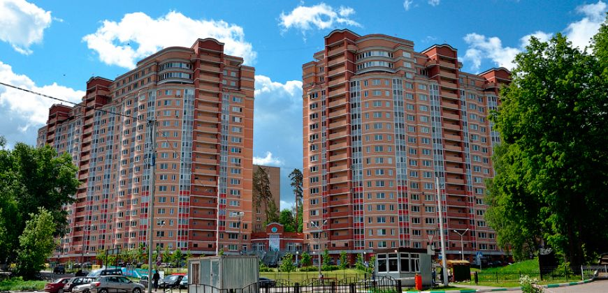 Так выглядит Жилой комплекс Красногорская Ривьера - #139149587