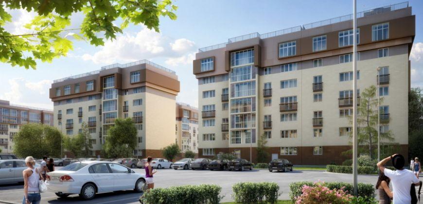 Так выглядит Жилой комплекс Красногорский - #222835910