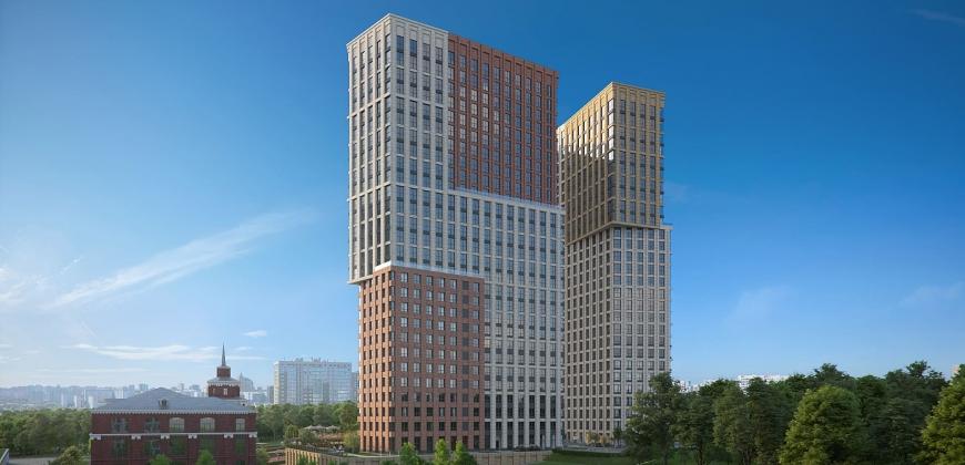 Так выглядит Жилой комплекс КутузовGrad II - #1944946795