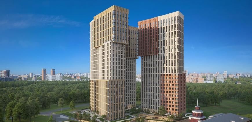 Так выглядит Жилой комплекс КутузовGrad II - #43686200