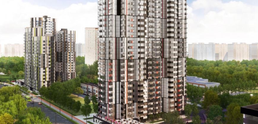 Так выглядит Жилой комплекс Квартал на Никулинской - #458637669