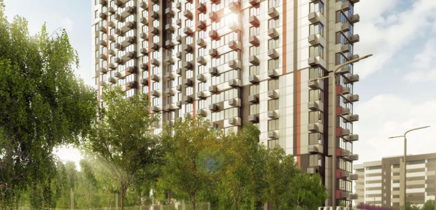 Так выглядит Жилой комплекс Квартал на Никулинской - #1105844634
