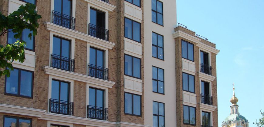 Так выглядит Жилой комплекс Лавров переулок, 8 стр. 1 - #2113940079