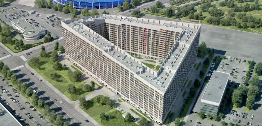 Так выглядит Жилой комплекс Лайнер - #907874244
