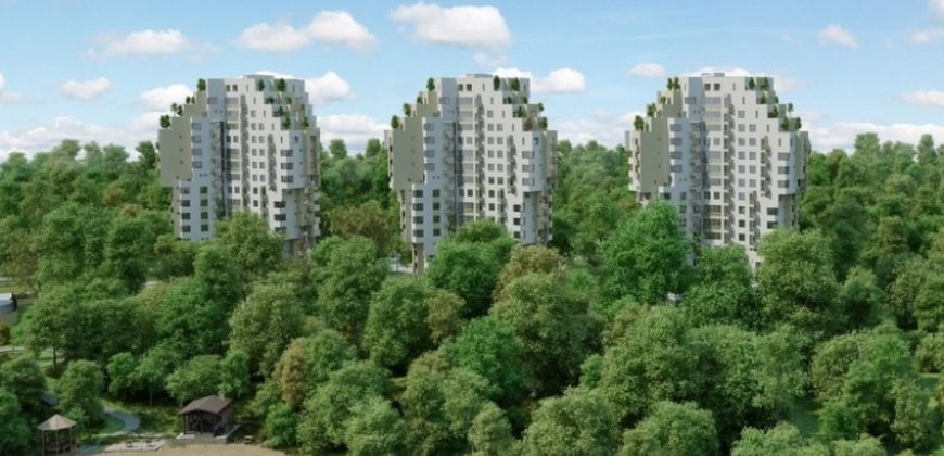 Так выглядит Жилой комплекс Левобережная Дубрава - #8353273