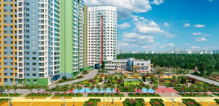 Так выглядит Жилой комплекс Лобачевский - #1604476363