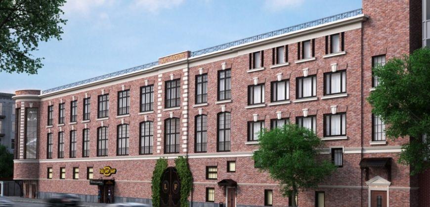 Так выглядит Жилой комплекс Loft Factory (Лофт Фактори) - #732652079