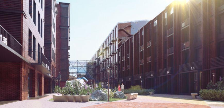 Так выглядит Жилой комплекс Loft Park (Лофт парк) - #1419528936