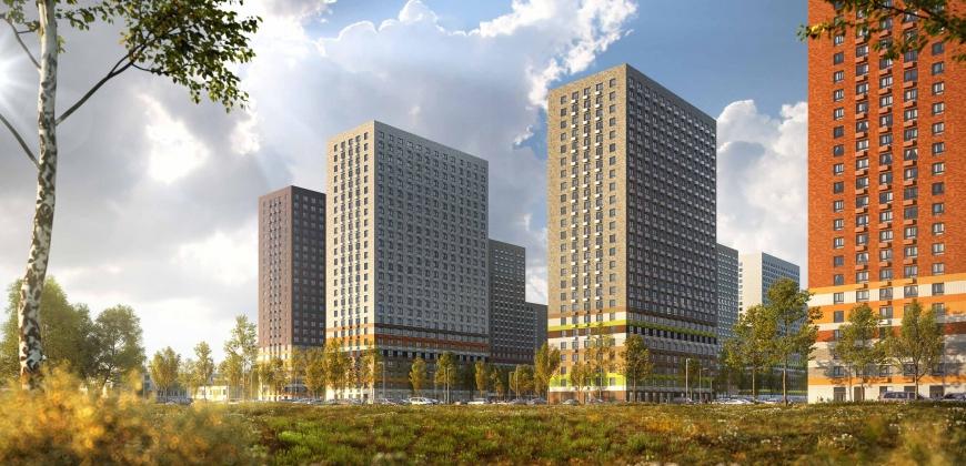 Так выглядит Жилой комплекс Люблинский парк - #29102345
