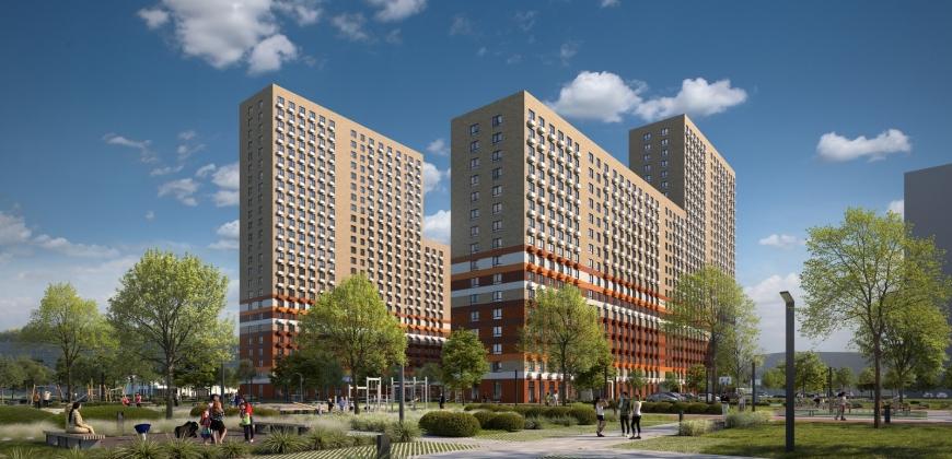 Так выглядит Жилой комплекс Люблинский парк - #841078082