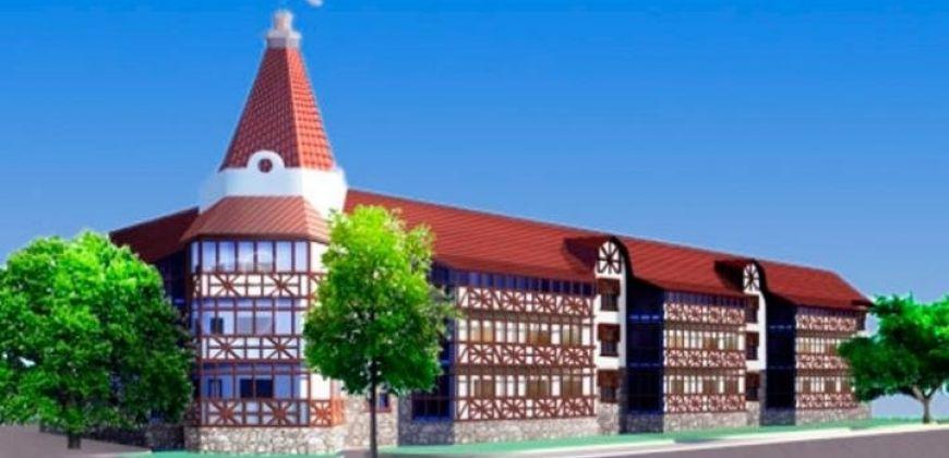 Так выглядит Жилой комплекс Маленькая Бавария - #973047868