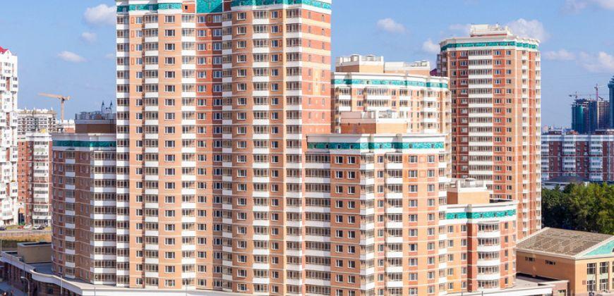 Так выглядит Жилой комплекс Мичуринский - #1532204001
