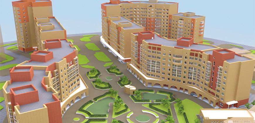 Так выглядит Жилой комплекс Микрорайон 5А - #172668637
