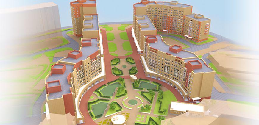 Так выглядит Жилой комплекс Микрорайон 5А - #734374297