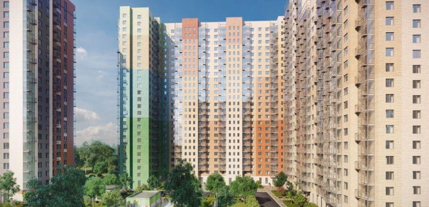 Так выглядит Жилой комплекс Мир Митино - #1019460632