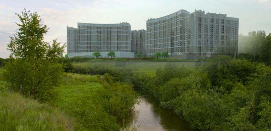Так выглядит Жилой комплекс Мосфильмовский - #437332056