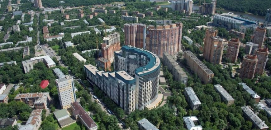 Так выглядит Жилой комплекс Московская, 21 - #908521148