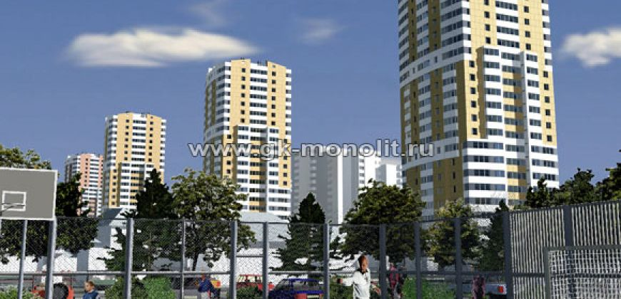 Так выглядит Жилой комплекс Москвич - #1154938363
